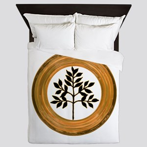 Eternal Growth Queen Duvet