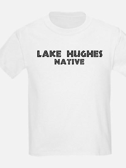 Lake Hughes Native Kids T-Shirt