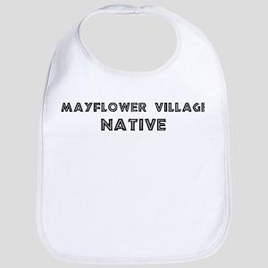 Mayflower Village Native Bib