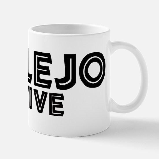 Vallejo Native Mug