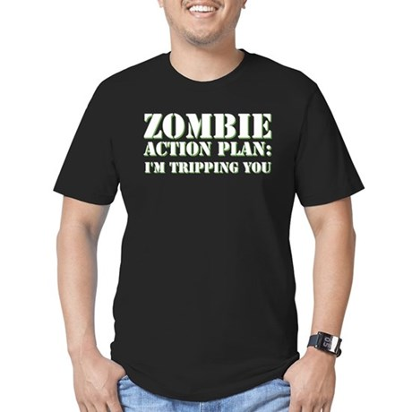 ZOMBIE ACTION PLAN: I'm Tripping you
