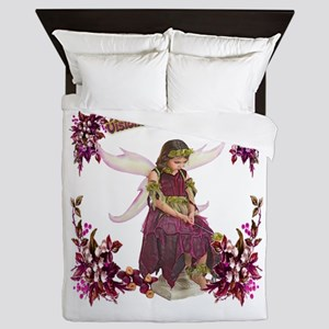 Visions of Sugarplums Queen Duvet