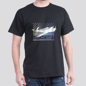 Aircraft Beechcraft Dark T-Shirt