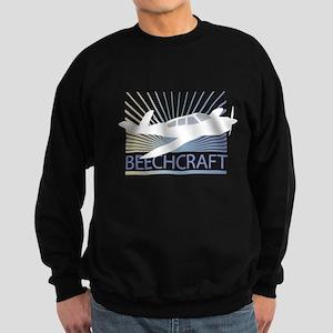 Aircraft Beechcraft Sweatshirt (dark)