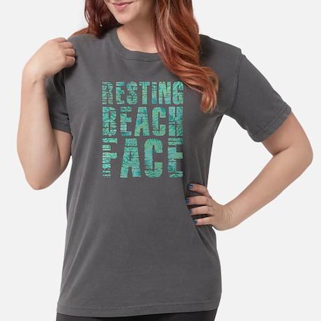 Resting Beach Face