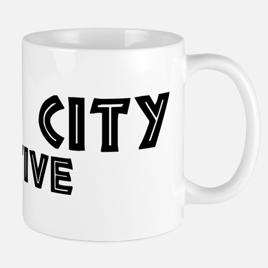Yuba City Native Mug