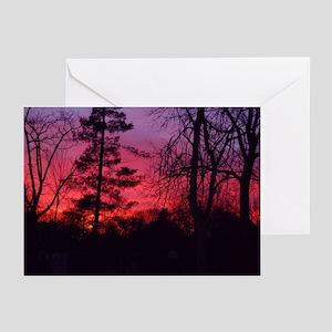Beautiful Sunset Greeting Cards (Pk of 10)