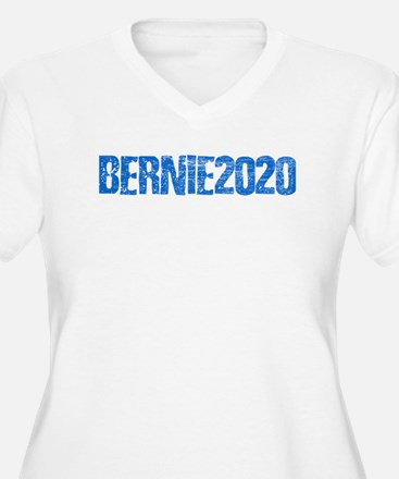 Bernie 2020 Plus Size T-Shirt