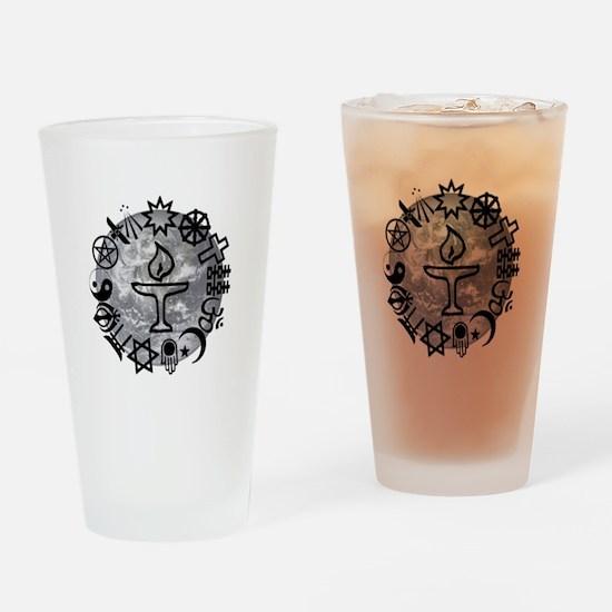 Unitarian 6 Drinking Glass