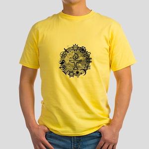 Unitarian 6 Yellow T-Shirt