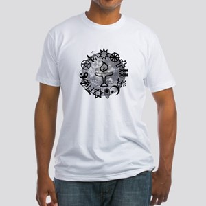 Unitarian 6 Fitted T-Shirt