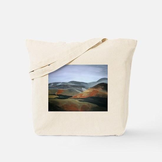 Cheviot Hills, Northumberland Tote Bag