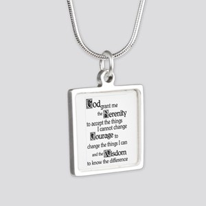 Serenity Prayer Necklaces