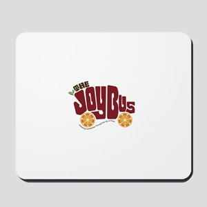 The Joy Bus Mousepad