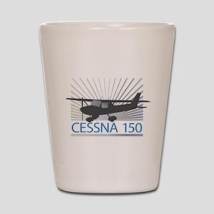 Aircraft Cessna 150 Shot Glass