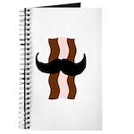 Moustache Bacon Journal