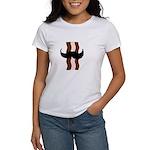 Moustache Bacon Women's T-Shirt