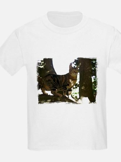 American Shorthair, Mixed Media, T-Shirt
