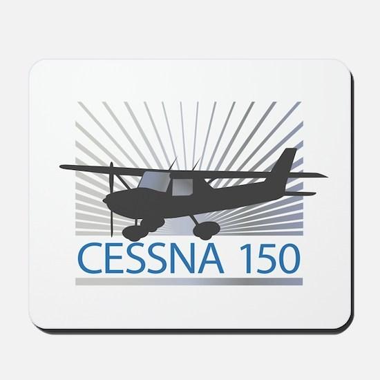 Aircraft Cessna 150 Mousepad