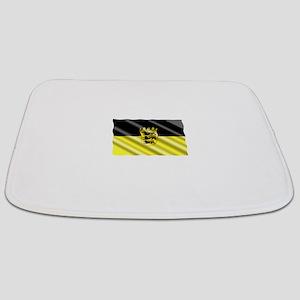 Baden-Wuertemburg Flag Bathmat