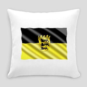 Baden-Wuertemburg Flag Everyday Pillow