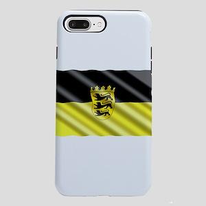 Baden-Wuertemburg Flag iPhone 7 Plus Tough Case