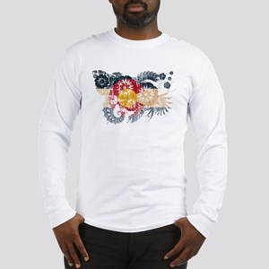 Colorado Flag Long Sleeve T-Shirt