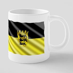Baden-Wuertemburg Flag Mugs