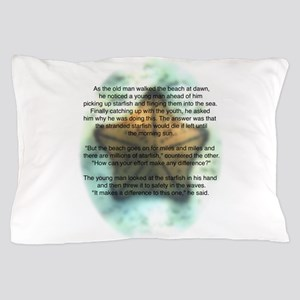 Starfish Wisdom Pillow Case