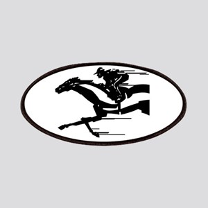 horse racing Patches