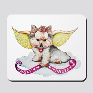 Holly Angel Holly Mousepad