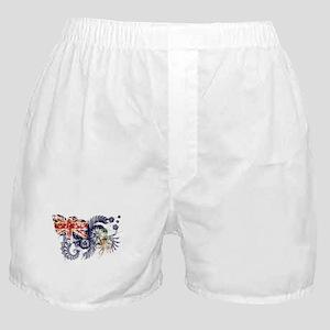 Falkland Islands Flag Boxer Shorts