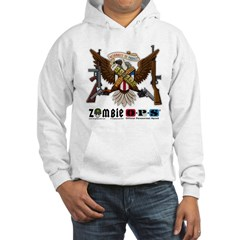 Resurrect To Protect Vulture Hoodie