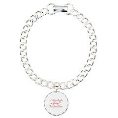 A Ragamuffin is my valentine Bracelet