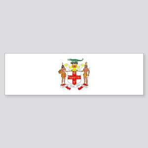 Jamaica designs Sticker (Bumper)