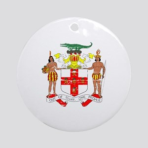 Jamaica designs Ornament (Round)