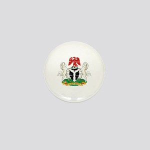 Nigeria designs Mini Button