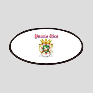 Puerto Rico designs Patches