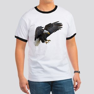 Bald Eagle Flying T-Shirt