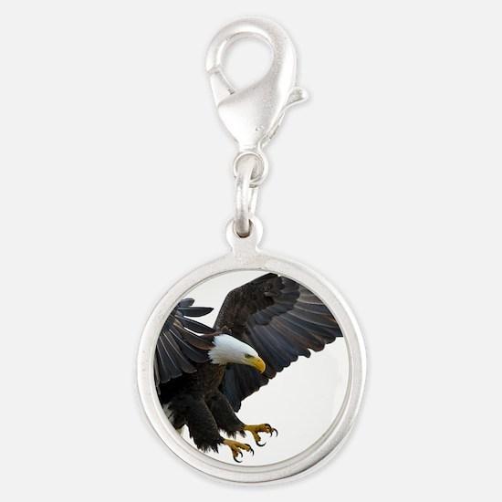 Bald Eagle Flying Charms