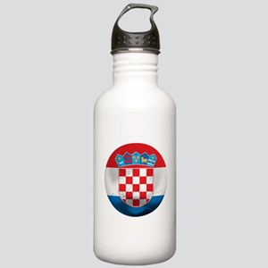 Croatia Football Stainless Water Bottle 1.0L