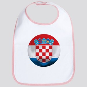 Croatia Football Bib
