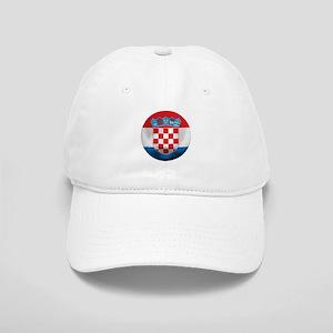 Croatia Football Cap