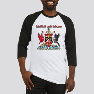Trinidad And Tobago designs Baseball Jersey