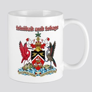 Trinidad And Tobago designs Mug
