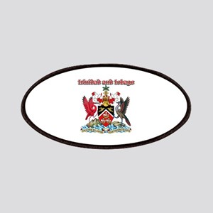 Trinidad And Tobago designs Patches