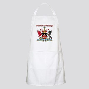 Trinidad And Tobago designs Apron