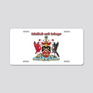 Trinidad And Tobago designs Aluminum License Plate