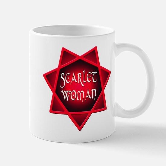Scarlet Woman Mug