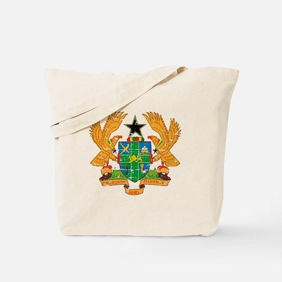 Ghana designs Tote Bag